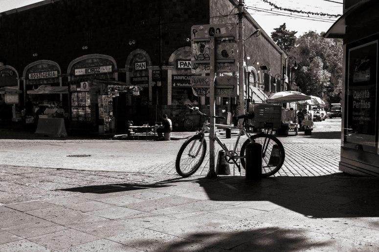 Bicicleta coyoacan